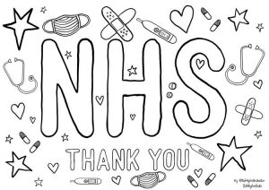 NHS _Colouring